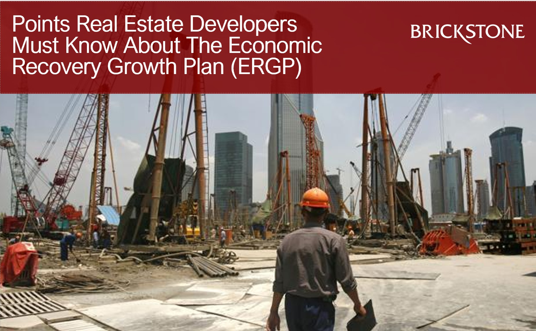 Real Estate Developers about ERGP_Brickstone Africa