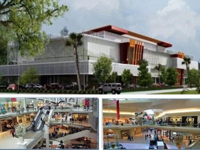 shopping mall development