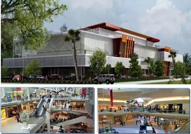 shopping mall development