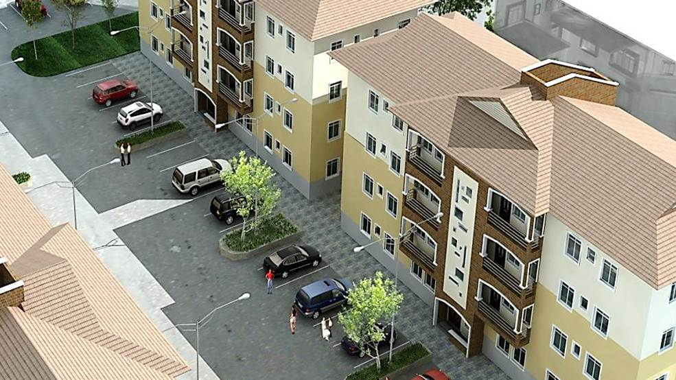 Residential Estate Development Project