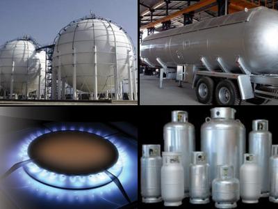 Liquefied Petroleum Gas development