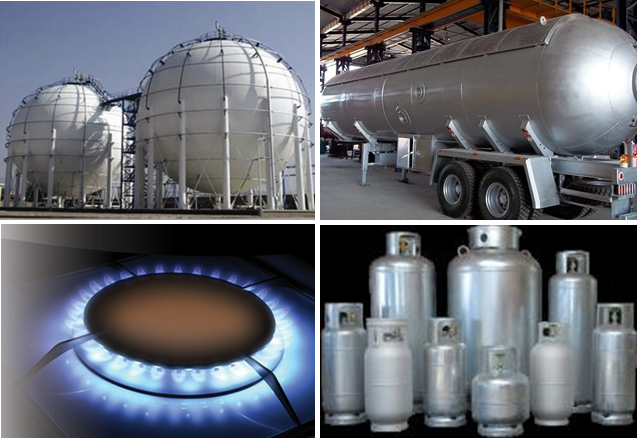 Liquefied Petroleum Gas development