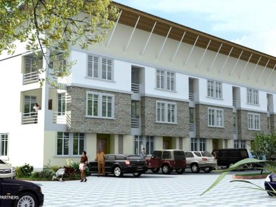 real estate development in Ajah