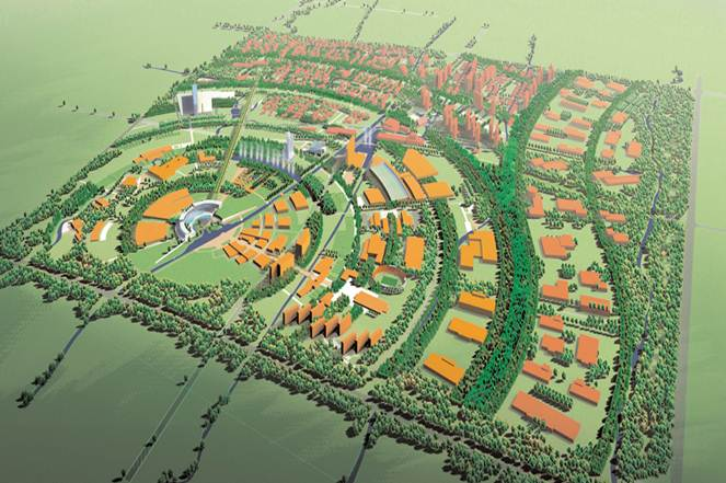 Industrial estate Development