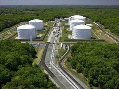 Petroleum Tanks