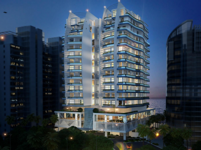 Hotel Apartments Development, Victoria Island