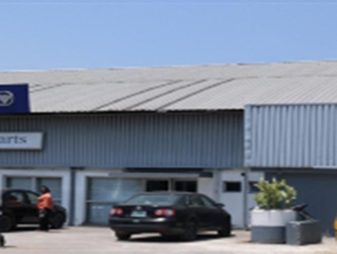 Warehouse Re-development