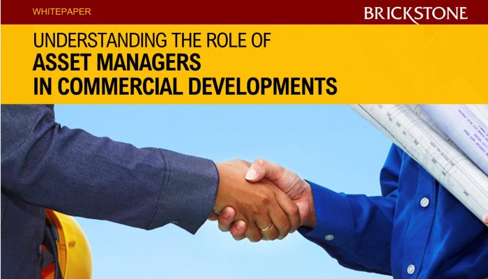Asset Managers in Commercial Developments
