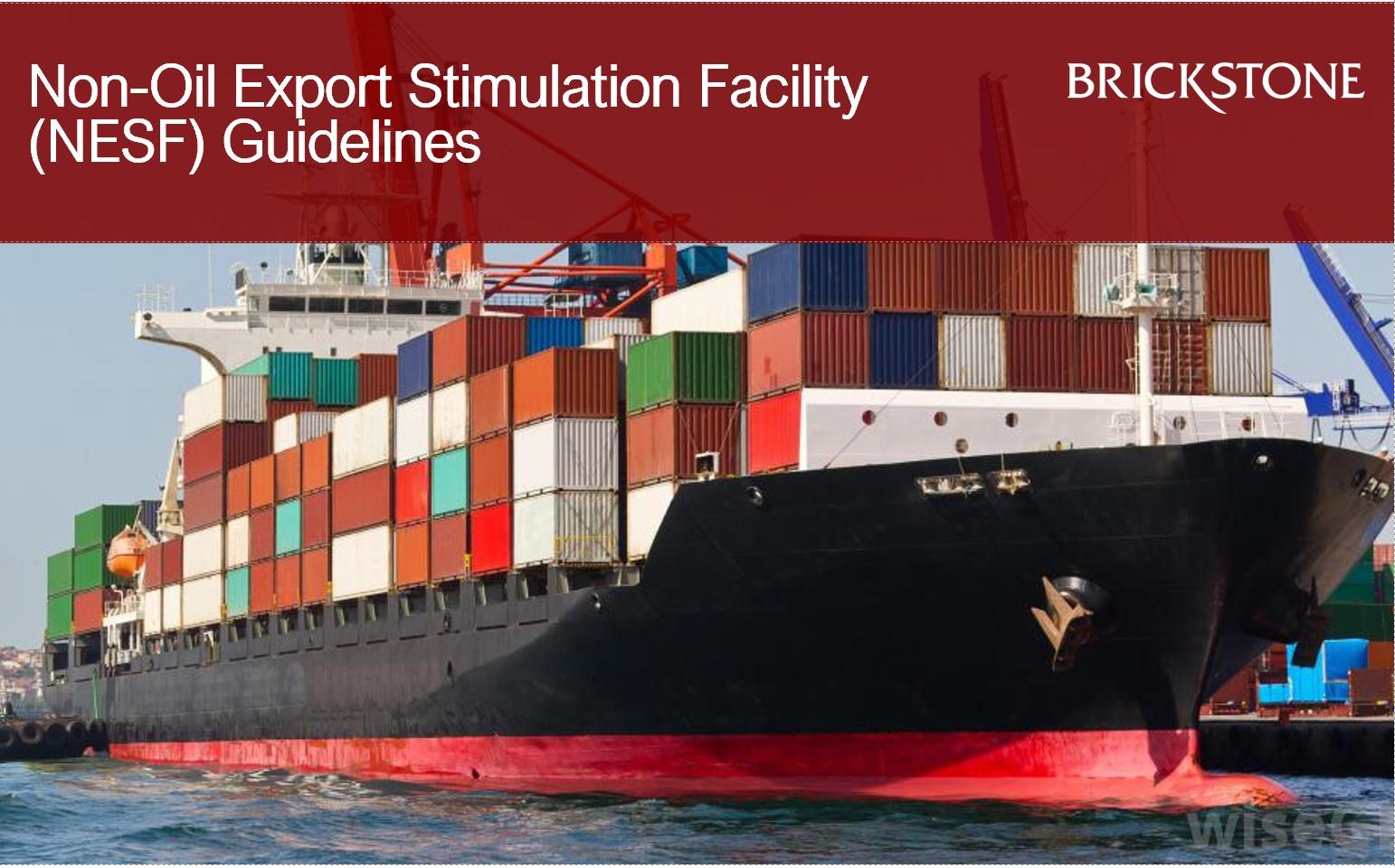 Non-Oil Export Stimulation Facility