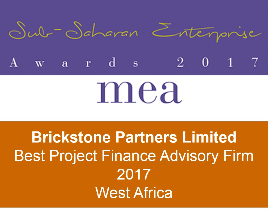 Best Project Finance_Brickstone
