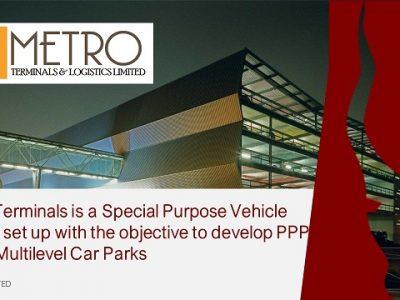 Multi-Level Car Parks