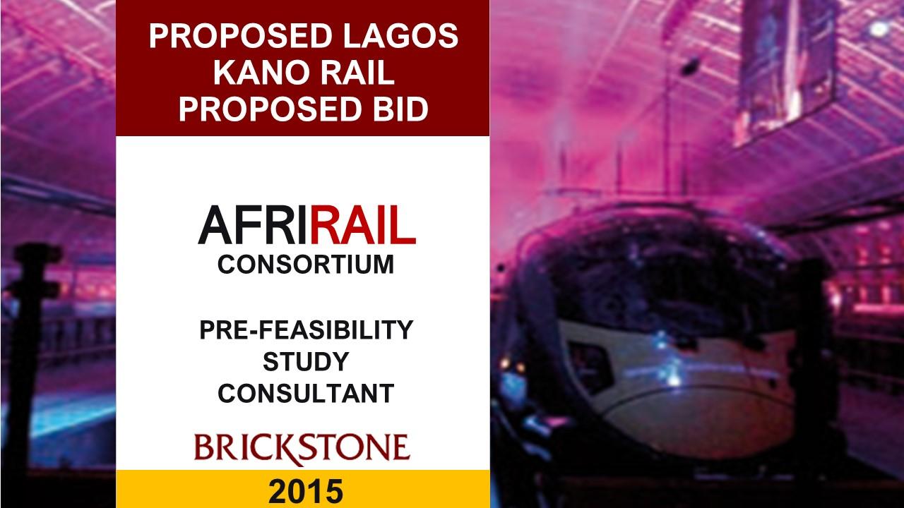 Rail Pre-feasibility study