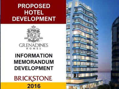 Information Memorandum for Hotel Apartments