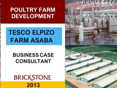 Agribusiness Farm