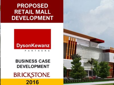Retail Mall Development_Brickstone