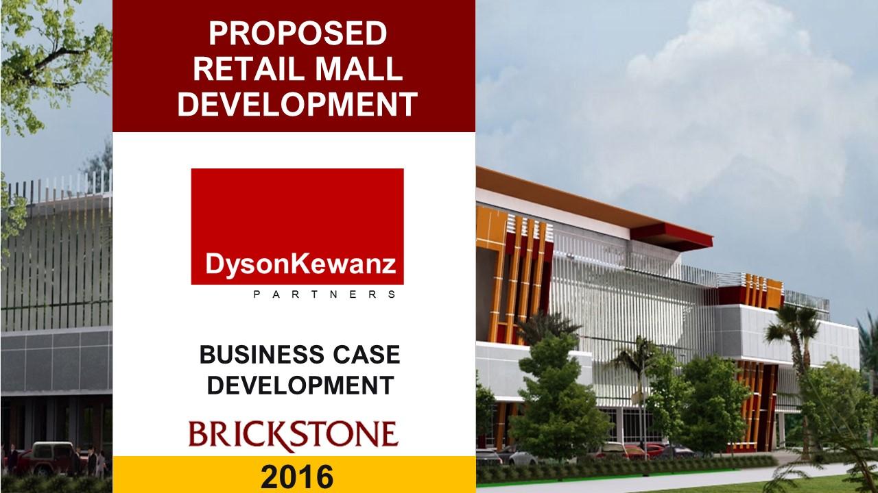 Retail Mall Development_Brickstone