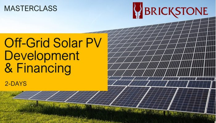 Solar PV Development and Financing