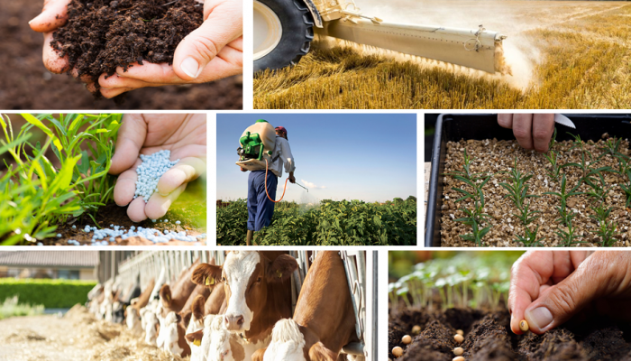 Industrial based Agriculture