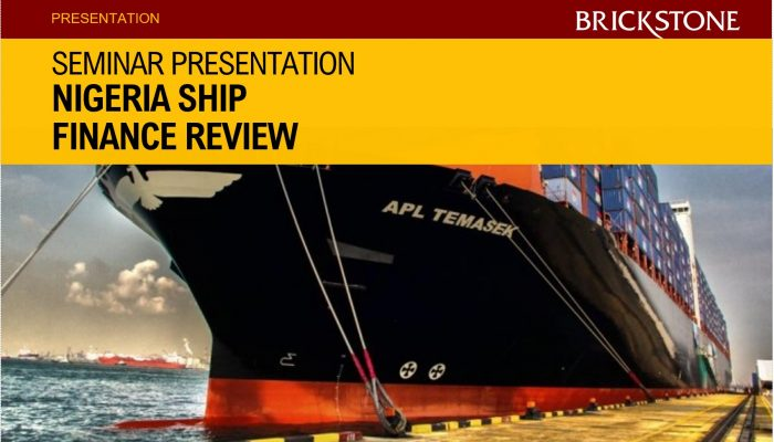 Ship Finance Review