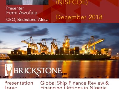 Nigeria Ship Finance Review