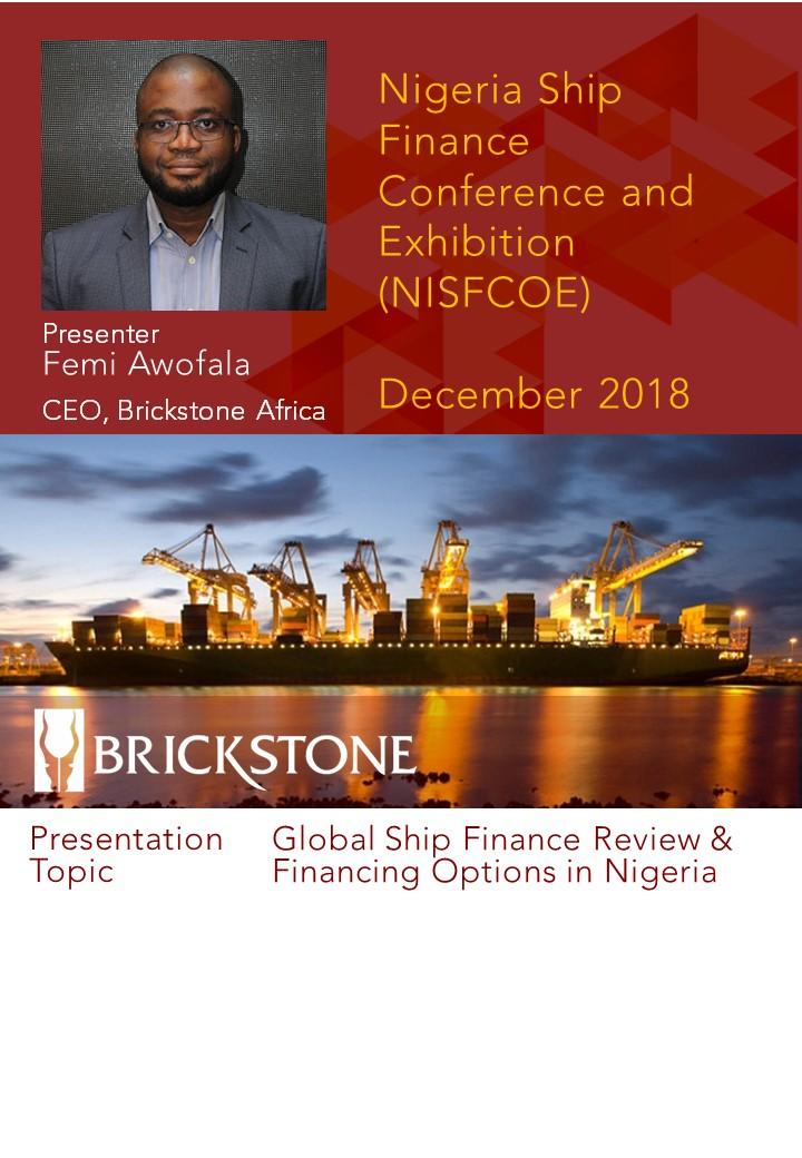 Nigeria Ship Finance Review