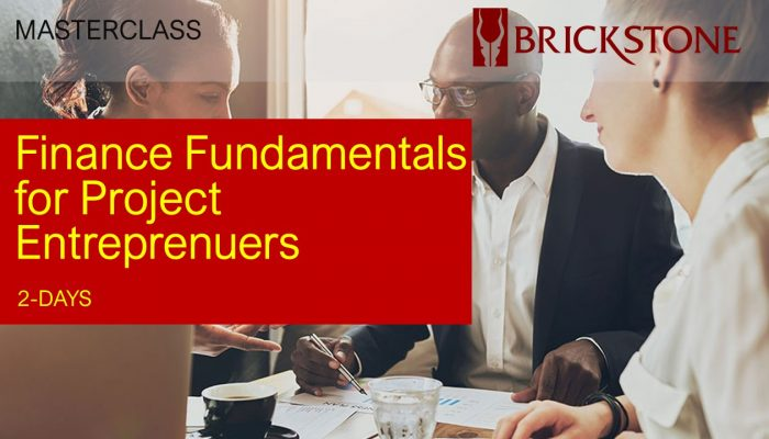 Finance Fundamentals for Project Entreprenuers