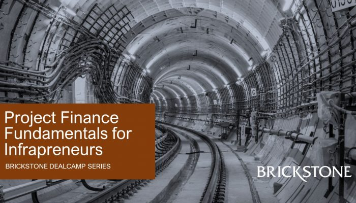 Project Finance Fundamentals for Infraprenuers