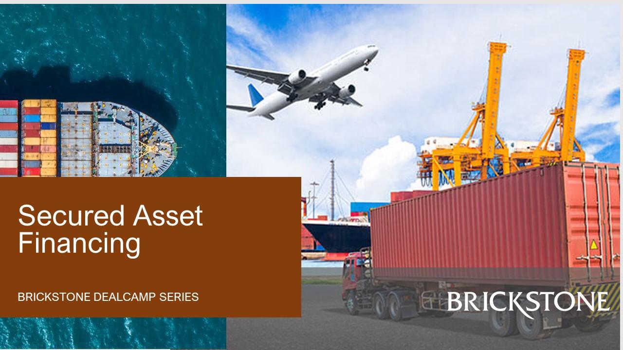 Secured Asset Financing