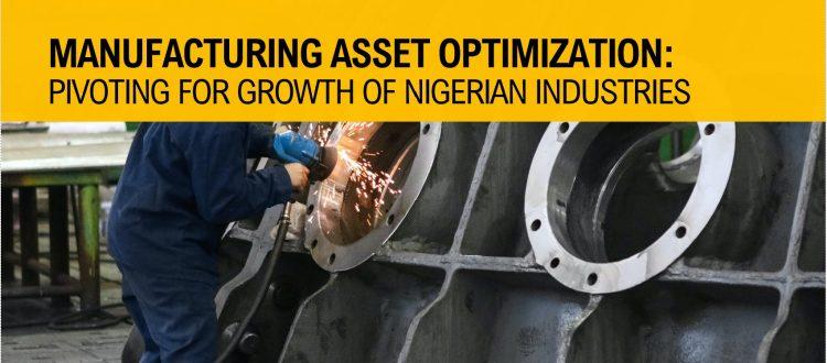 Manufacturing Asset Optimization