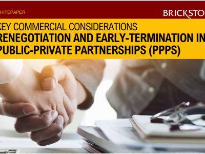 Brickstone_Renegotiation of PPPs