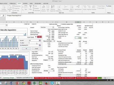 Financial Modelling_Brickstone