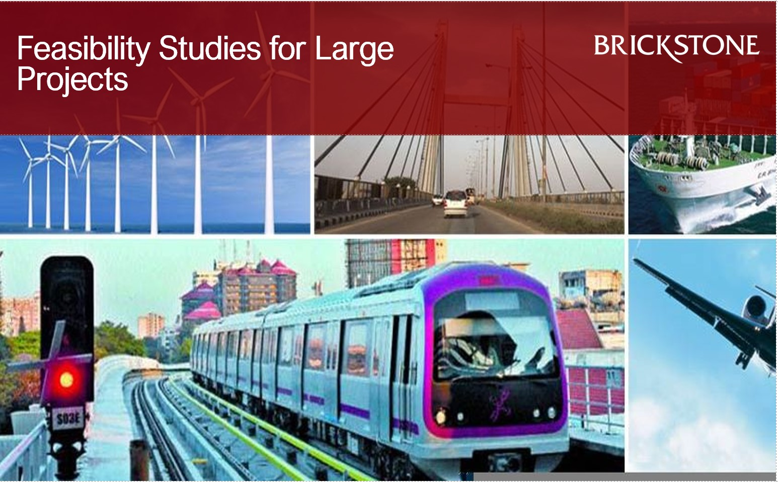 Feasibility Studies for Large Projects