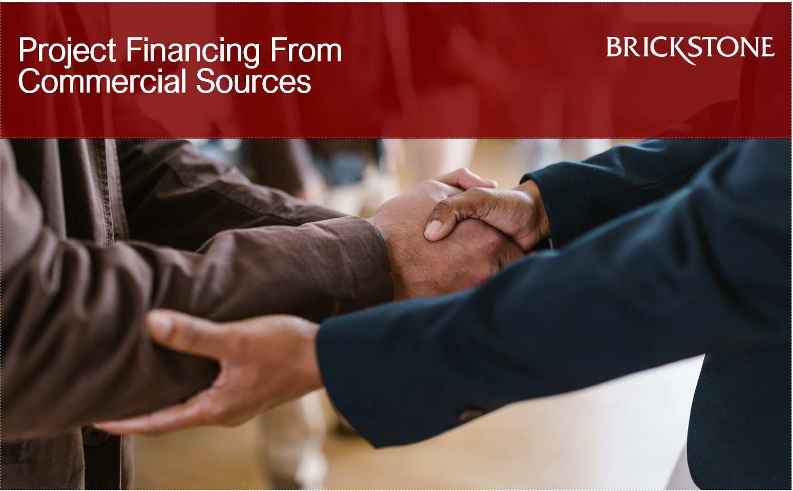 Project Financing from Commercial Sources