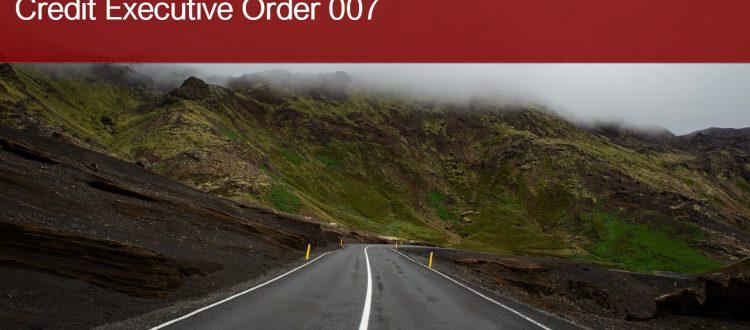 Executive Order 007