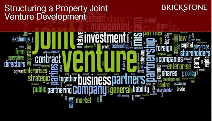 Joint Venture Developments